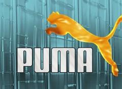 Brands - Advertising Logo PUMA - Urban Style