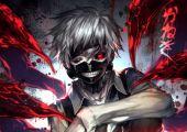 wallpaper Toky� Ghoul (cat�gorie wallpapers Manga)