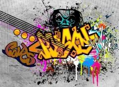 Art - Numérique Graffitis