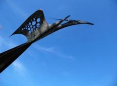 Constructions et architecture Le rêve ailée (statue)