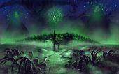 wallpaper Warhammer 40K (cat�gorie wallpapers Fantasy et Science Fiction)