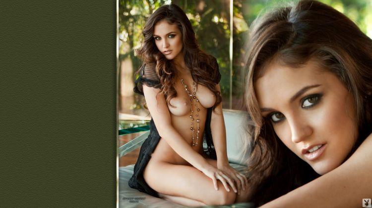 Fonds d'écran Charme Playboy's Playgirls Jaclyn Swedberg01