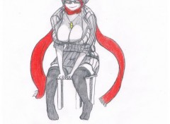 Art - Pencil fiora league of legende