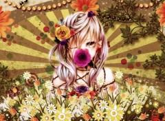 Manga Flowers