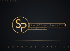 Art - Numérique SAMORAI PAINTER FIRST LOGO