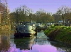 Boats Esplanade- Lille
