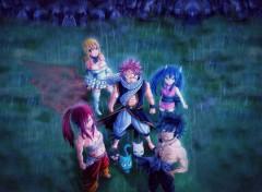 Manga Fairy Tail - Team