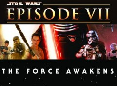 Cinéma Star Wars Episode VII - The Force Awakens
