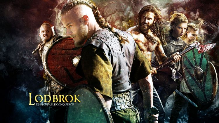 Wallpapers TV Soaps Viking Famille Lodbrok