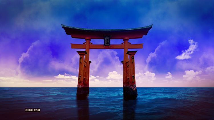 Wallpapers Trips : Asia Japan Torii