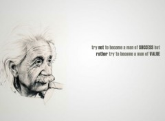 Celebrities Men Albert Einstein Quote