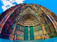 Constructions et architecture Cathédrale de strasbourg