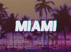 Trips : North America Miami 80's Retro VHS