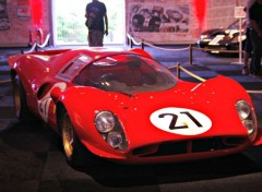 Cars Ferrari 330 P4