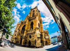 Constructions et architecture La cathédrale de colmar