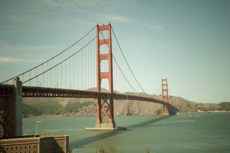 Fonds d'écran Voyages : Amérique du nord Etats-Unis > San Francisco Golden Bridge
