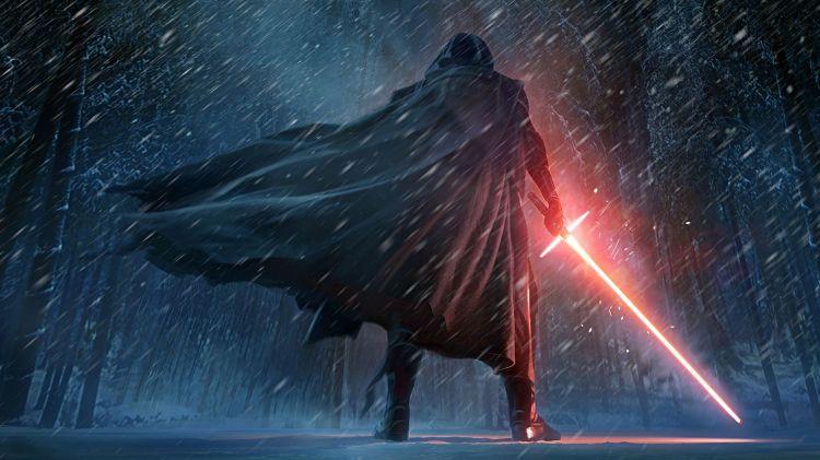 Fonds d'écran Cinéma Star Wars VII : The Force Awakens Wallpaper N°416911