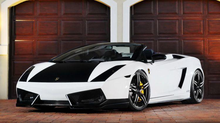 Fonds d'écran Voitures Lamborghini Wallpaper N°417077
