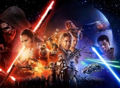 Cinéma Star Wars VII The Force awakens