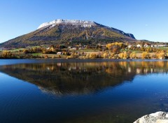 Nature lac de pealleautier
