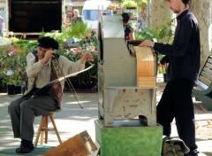 Musique musiciens de rue