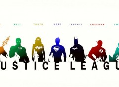 Comics et BDs Justice League