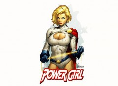 Comics Power Girl