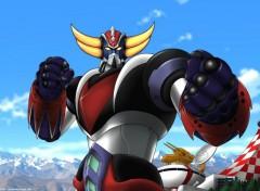 Manga Ufo Robot Grendizer (Goldorak)