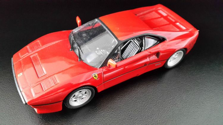 Wallpapers Cars Cars - Toys FERRARI 288 GTO
