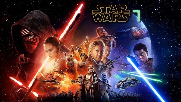 Fonds d'écran Cinéma Star Wars VII : The Force Awakens STAR WARS 7