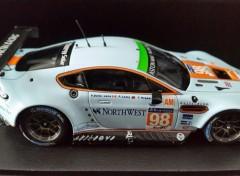 Cars Aston Martin V8 Vantage - 24 Heures du Mans 2014