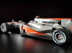 Cars MC LAREN MERCEDES MP4-25 2010 Jenson BUTTON