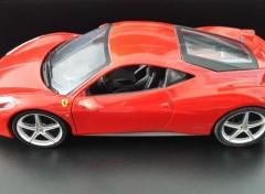 Cars FERRARI 458 ITALIA