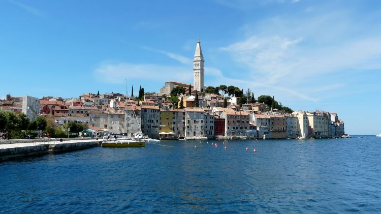 Wallpapers Trips : Europ Croatia Rovinj