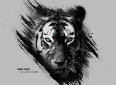 Art - Numérique Wild paint