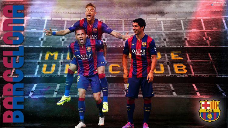 Fonds d'écran Sports - Loisirs FC Barcelone FC Barcelone