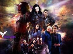 TV Soaps Daredevil & Jessica Jones