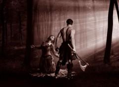 Fantasy et Science Fiction l'orée de la forêt