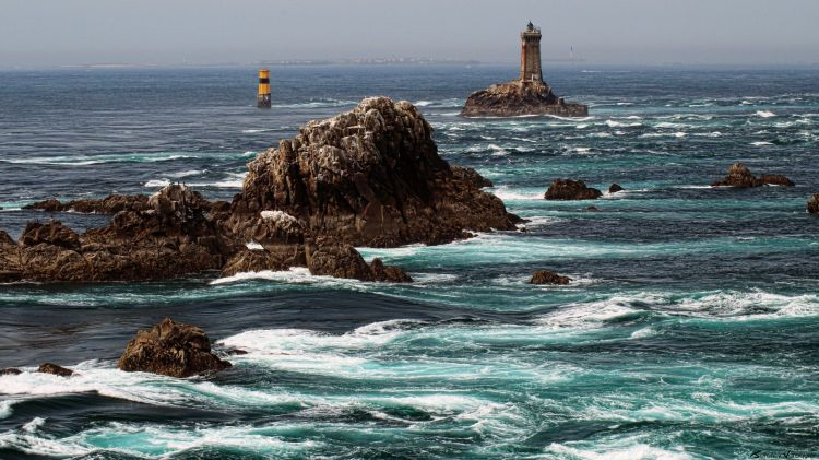 Fonds d'écran Voyages : Europe France > Bretagne Pointe du Raz