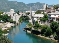 Voyages : Europe Mostar