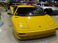 Cars Lamborghini Diablo
