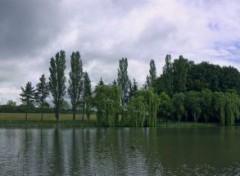 Nature Panorama Lac