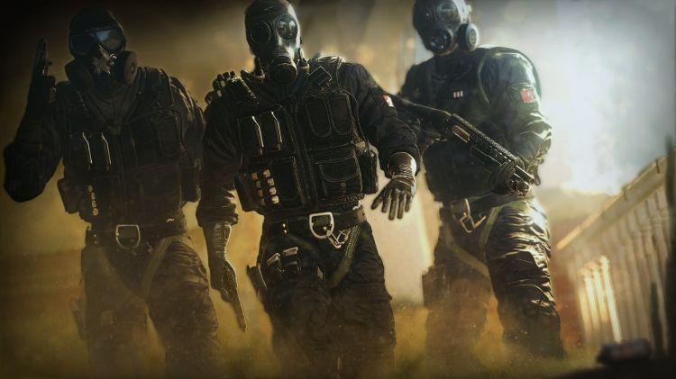 Fonds d'écran Jeux Vidéo Tom Clancy's Rainbow 6 : Siege Wallpaper N°434684
