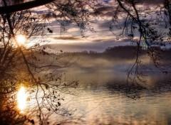 Nature Légende du lac