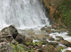 Nature cascades du hérisson (jura)