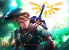 Video Games Link wallpaper
