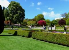 Voyages : Europe Les jardins de Lanhydrock (Cornwall)