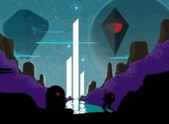Jeux Vidéo No Man's sky Pixel Art