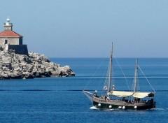 Voyages : Europe La pointe de Lapad