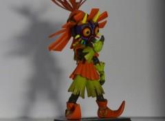 Jeux Vidéo Skull Kid figurine